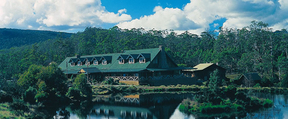 Cradle Mountain Lodge, Tasmania, Australia