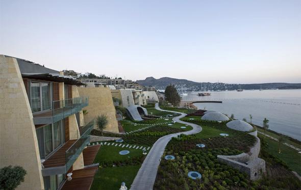 Golturkbuku, Bodrum, Turkey  KUUM Hotel Spa & Residences