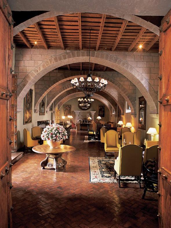 Hotel monasterio cusco peru for Hotel luxury cusco