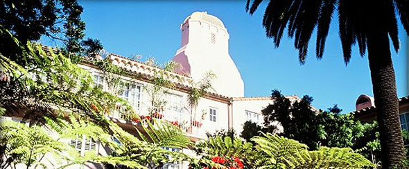 La Valencia Hotel, San Diego, California, USA