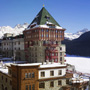 Badrutt\'s Palace Hotel, St. Moritz, Switzerland
